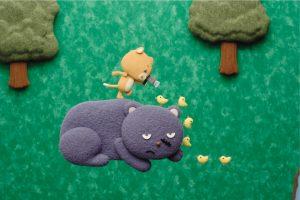 Komaneko le petit chat curieux