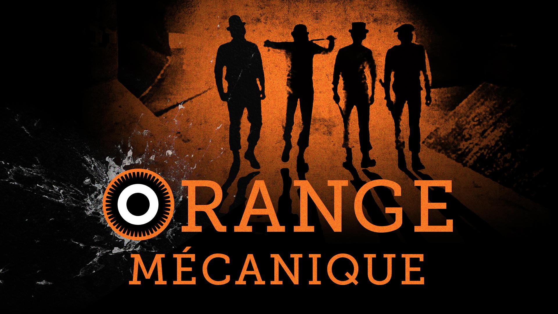 000 orange mécanique